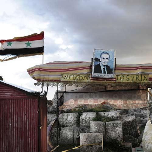 FRANCESCO MUNARO – Siria 2010, stato di pace apparente – Mostra Fotografica