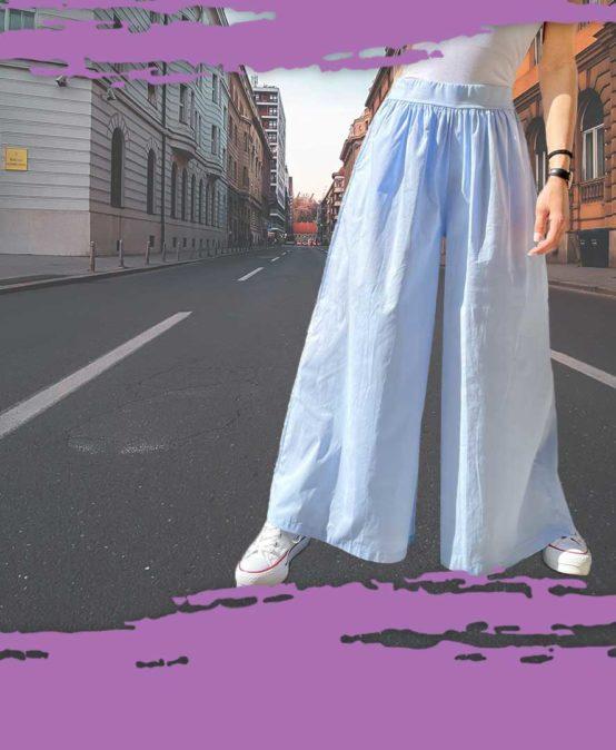Crea i tuoi Pantaloni – Workshop di Taglio e Cucito