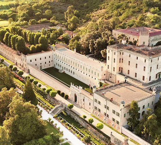 Castello del Catajo e la Cappella Imperiale della Famiglia Obizzi – Visita Guidata –