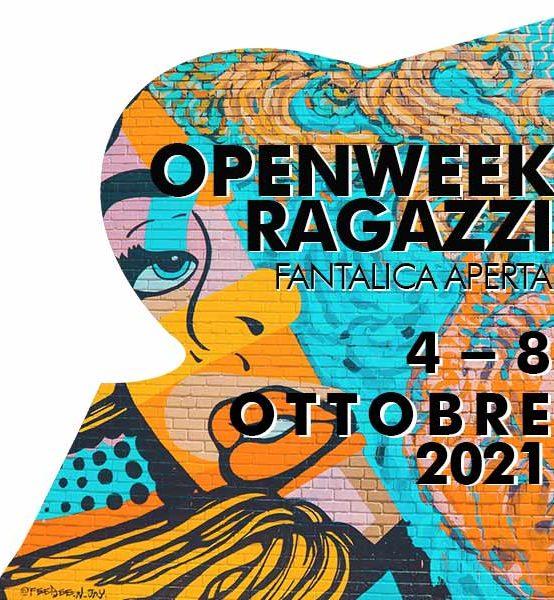 Open-Week Ragazzi – Fantalica
