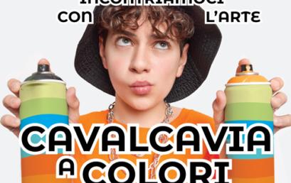 Presentazione del laboratorio di Street Art per ragazzi – CAVALCAVIA A COLORI