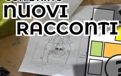 Presentazione del laboratorio di fumetto per ragazzi – Nuovi Racconti